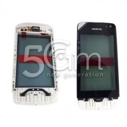 Touch Screen Bianco Nokia 311 Asha
