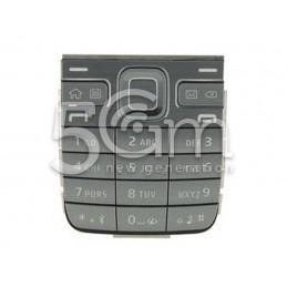 Tastiera Grigia Nokia E52