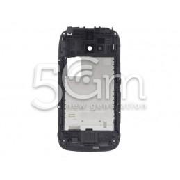 Middle Frame Nero Nokia 610 Lumia