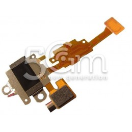 Jack Audio + Vibrazione Flat Cable Nokia 630 Lumia