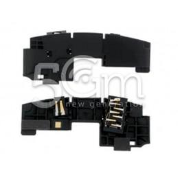 Antenna Wlan + Jack Audio + Connettore Nokia 303