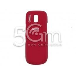 Retro Cover Rosso Nokia 202 Asha
