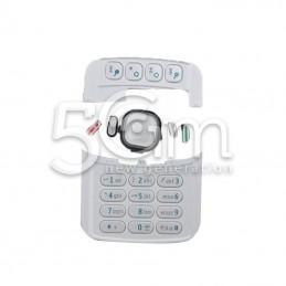 Tastiera Bianca Completa Nokia N86