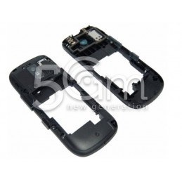 Middle Frame Black Nokia 202 Asha
