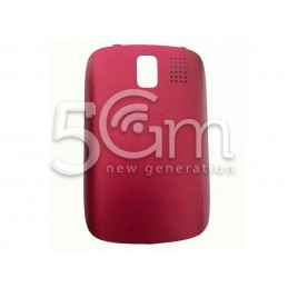 Retro Cover Plum Red Nokia 302 Asha