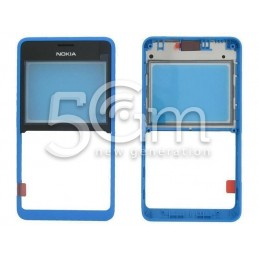 Front Cover Blue Nokia 210 Asha
