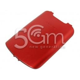 Retro Cover Rosso Nokia 303 Asha