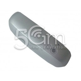 Cover Inferiore Silver White Nokia C5-03