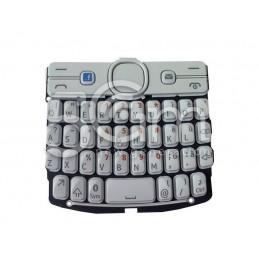Tastiera White Fb Nokia 205 Asha