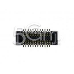 Connettore Sm Conn B2b 2x12 F P0.4 30V 0.3A Nokia 205 Asha