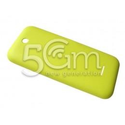 Retro Cover Giallo Nokia 225