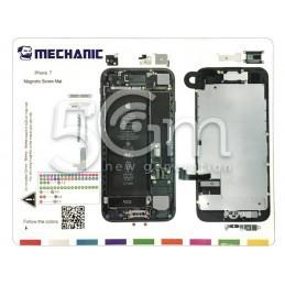 Tappetino Magnetico Mechanic IPhone 7