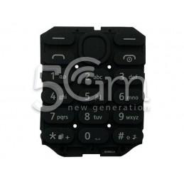 Tastiera Nera Nokia 108 Dual Sim