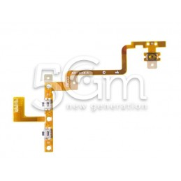Flat Cable Audio Ipod Touch 4g