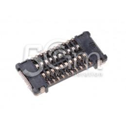 Connettore BTB 2*10 F P0.4 30V 0.3A H0.8mm Nokia 520 Lumia