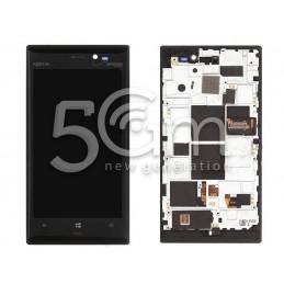 Display Touch Nero + Frame Nokia 928 Lumia