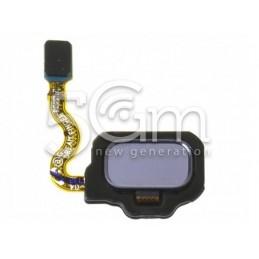 Tasto Home Viola Flat Cable Samsung SM-G950 S8