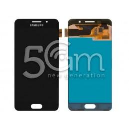 Display Touch Nero Samsung SM-A310 Galaxy A3 2016