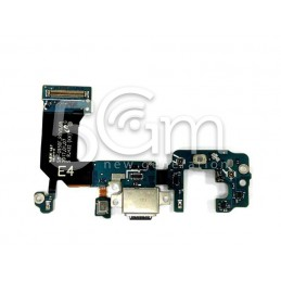 Connettore Di Ricarica + Small Board Samsung SM-G950 S8