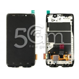 Display Touch Black + Frame Motorola Xt1080 Ultra