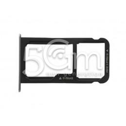 Supporto Sim Card/SD Card  White Huawei P9 Lite