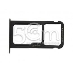 Supporto Sim Card/SD Card Black Huawei P9 Lite