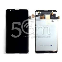 Display Touch Nero Xperia E 4G
