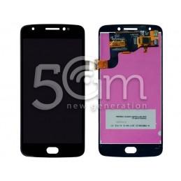Display Touch Nero Motorola Moto E4 XT1760