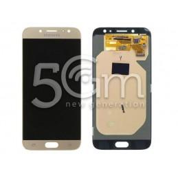 Display Touch Gold Samsung J7 2017 SM-J730