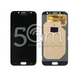 Display Touch Nero Samsung J7 2017 SM-J730