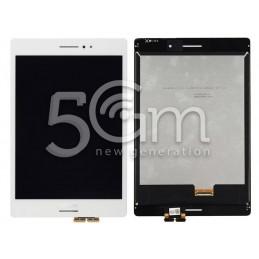 Display Touch Bianco Asus ZenPad S 8.0 Z580CA Vers.05