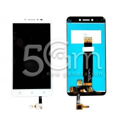 Display Touch White Asus ZenFone Live ZB501KL