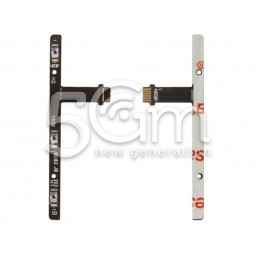 Tasto Accensione + Volume Flat Cable Asus ZenFone Zoom ZX551ML