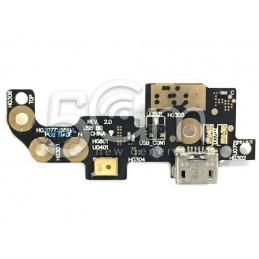Connettore Di Ricarica + Small Board Asus ZenFone Zoom ZX551ML