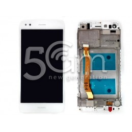 Display Touch White Huawei Y6 Pro 2017