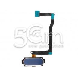 Tasto Home Flat Cable Dark-Blue Samsung SM-N920 Note 5