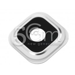 Vetrino + Frame Fotocamera Versione Bianco Samsung SM-N920