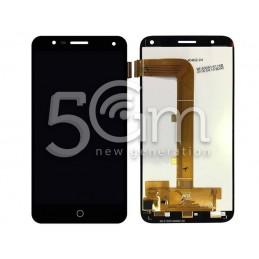 Display Touch Nero Alcatel OT-5051D Pop 4