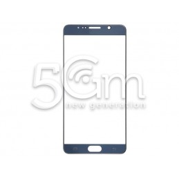 Vetro Blu Scuro Samsung SM-N920 Note 5 No Logo