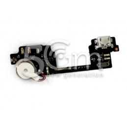 Connettore Di Ricarica + Small Board Vodafone Smart Platinum 7