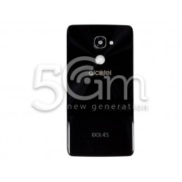 Retro Cover Nero Vodafone Smart Platinum 7 VDF900 - Alcatel Idol 4S