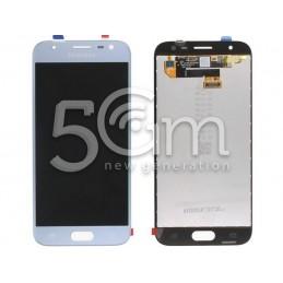 Display Touch Nero Samsung SM-J330FN J3 2017