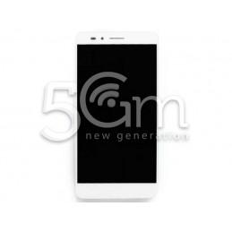 Display Touch Bianco + Frame Huawei Honor 5X