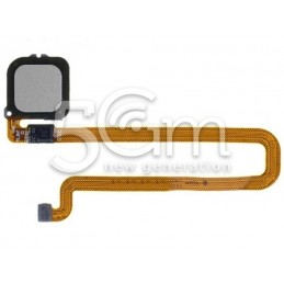 Fingerprint Gray Flat Cable Huawei Mate 8