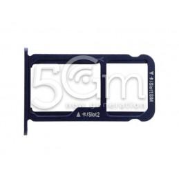 Supporto Sim card/SD Card Blue Honor 8