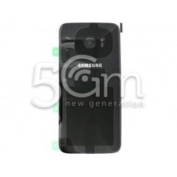 Retro Cover Nero Samsung SM-G935 S7 Edge