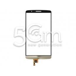 Touch Screen Versione Gold Lg G3 D855