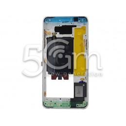 Middle Frame Silver Samsung SM-A510