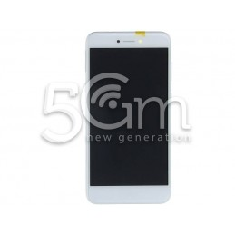 Display Touch White + Frame Huawei P8 Lite 2017