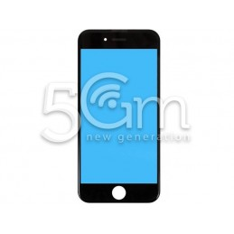Vetro Nero + Frame Ultra Resistente iPhone 6